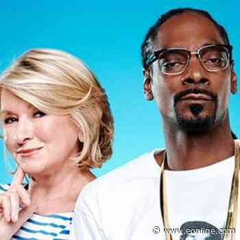 Would Martha Stewart & Dr. Dre Be a Match? Snoop Dogg Says... - E! Online