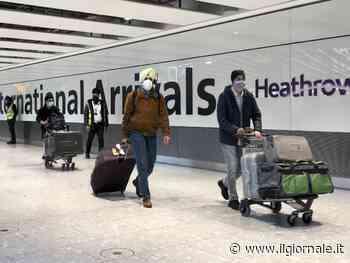 Cancellato il volo dall'India in arrivo a Roma
