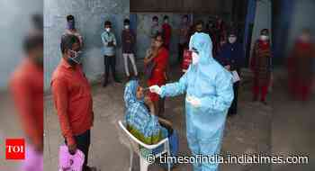 Coronavirus live updates: Delhi reports 18,043 fresh Covid cases, 448 deaths - Times of India
