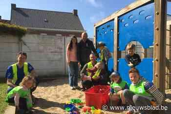 Komende zomer 'verrassingskoffers' op speelpleintjes (Zulte) - Het Nieuwsblad