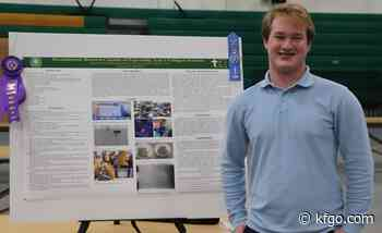 Aberdeen student qualifies for international science fair | The Mighty 790 KFGO - KFGO News