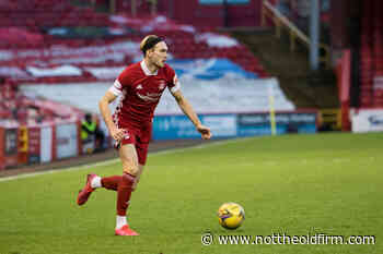 Aberdeen manager Stephen Glass provides striker injury update as he praises star who 'was like having a new player' - Not The Old Firm - SPFL News