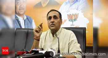 Gujarat CM launches coronavirus-free village campaign - Times of India