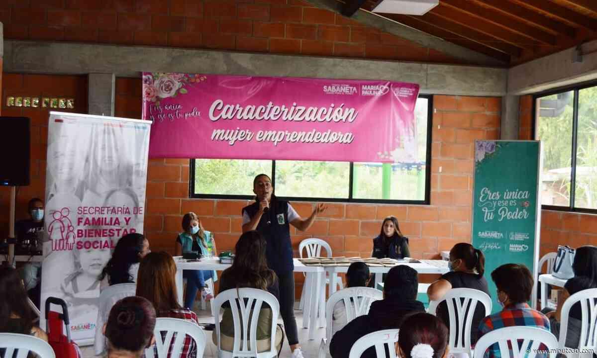 ¡Histórico! Sabaneta crea la Secretaría de la Mujer - Minuto30.com