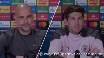 Guardiola warnt: Halbfinal-Rückspiel schwieriger als das Finale