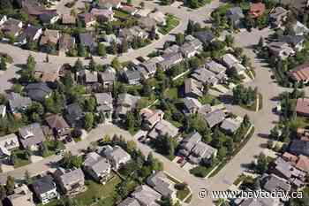 Calgary home sales up 462 per cent, reach hit record high in April: CREB