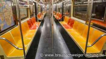 Putz-Pause wegen Corona: New Yorker U-Bahn fährt wieder rund um die Uhr