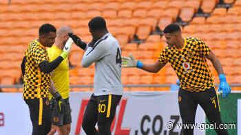 Kaizer Chiefs in goalkeeping crisis, Mathoho ruled out of TTM clash, Cardoso suspended
