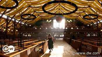 Germany's Oktoberfest canceled again in 2021 due to coronavirus - DW (English)