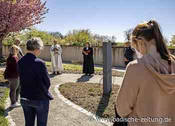 Platz für alle Formen der Bestattung - Gottenheim - Badische Zeitung