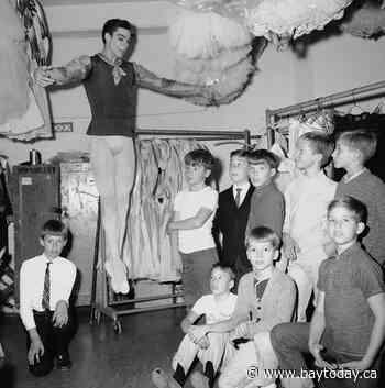 Dancer Jacques d'Amboise dead at 86