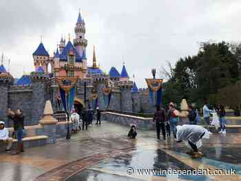 Disneyland's new Snow White ride draws consent backlash over 'problematic' sleeping kiss