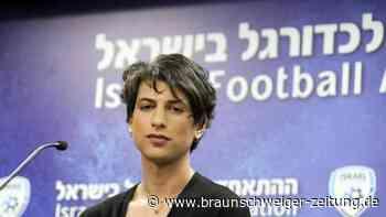 Israelische erste Liga: Referee mit Transgender-Identität leitet Spiel inIsrael