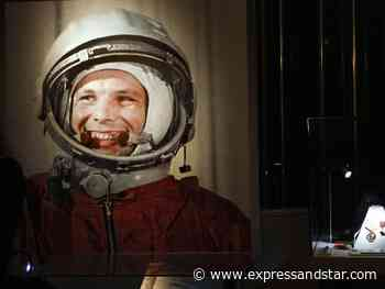 60 years since Yuri Gagarin took us out of this world and started the space race - expressandstar.com