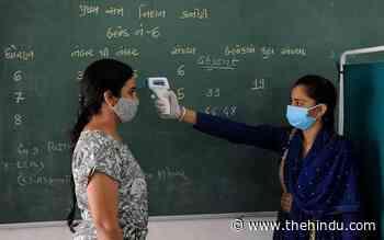 Coronavirus   India's COVID-19 tally surpasses 2 crore; 3,434 deaths recorded - The Hindu