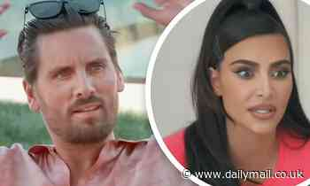 Scott Disick says he has 'fear' of Keeping Up With The Kardashians ending