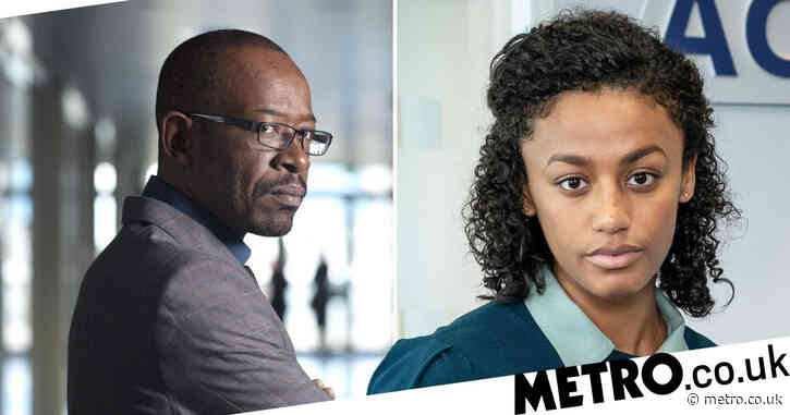 Line Of Duty star Shalom Brune-Franklin addresses theory that Chloe Bishop is Tony Gates' daughter