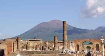 Habitantes de Pompeia teriam sido mortos em 15 minutos por avalanche de cinzas e gás, não por lava - Sputnik Brasil