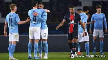 PSG seek more Manchester magic, but face toughest test