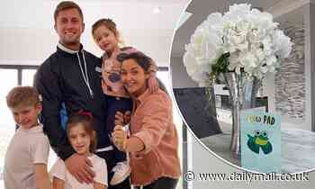 Jacqueline Jossa and husband Dan Osborne reveal they've finally moved into their £1.2 million home