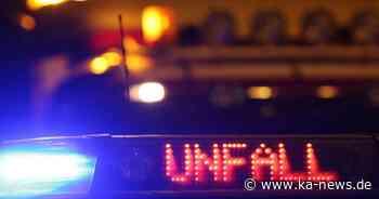 82-Jähriger stirbt bei Verkehrsunfall in Eberbach - ka-news.de