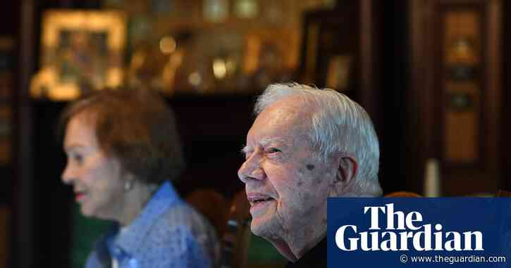 'Decades ahead of his time': history catches up with visionary Jimmy Carter