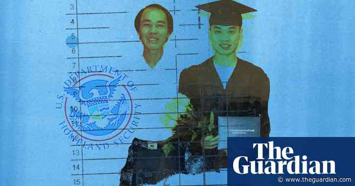 Deported by Biden: a Vietnamese refugee separated from his family after decades in US
