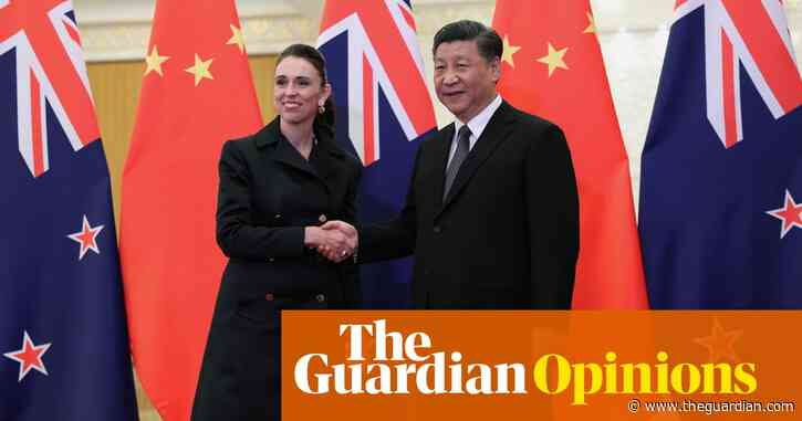 Ardern's speech was not an attack on China, or even a shift away from Beijing | Bryce Edwards