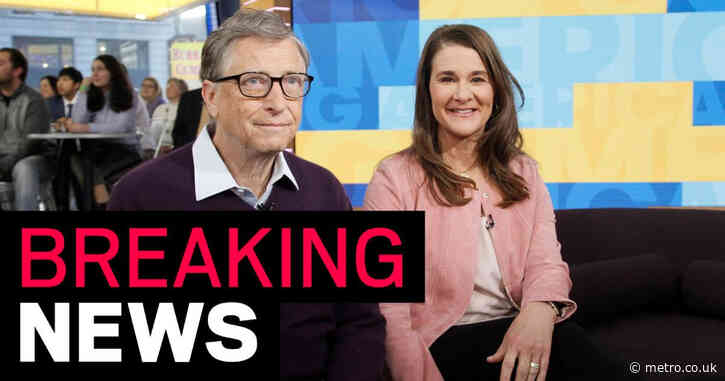 Bill Gates and Melinda announce divorce as 'we no longer believe we can grow together'