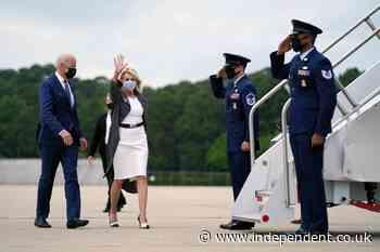 Biden lifts Trump refugee cap after delay backlash