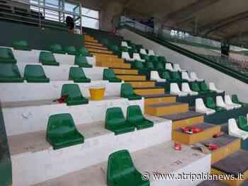 Al via l'istallazione dei sediolini allo stadio Partenio–Lombardi - Atripalda News