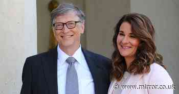 Bill and Melinda Gates announce end of marriage after 27 years in statement