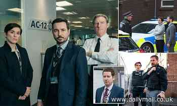 Giles Coren tweet sparks rumours the BBC is planning a 7th season of Line of Duty