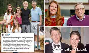 Bill and Melinda Gates are DIVORCING