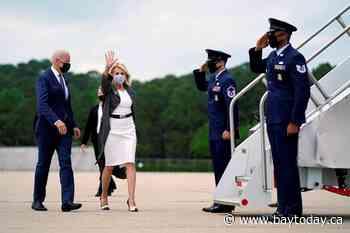 Biden raises Trump refugee cap after delay backlash