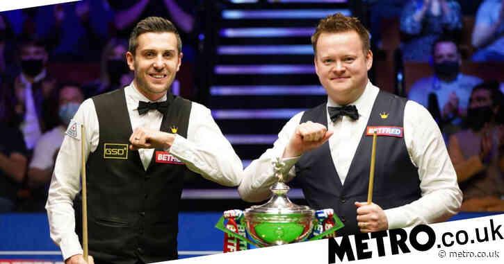 Mark Selby beats Shaun Murphy to win World Snooker Championship title