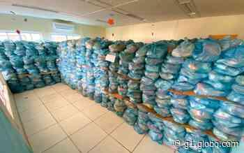 Estudantes de Nossa Senhora do Socorro recebem kits de alimentação a partir desta terça-feira - G1
