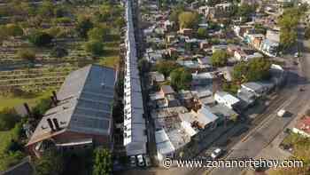 Importantes mejoras urbanísticas en el barrio Santa Ana de Boulogne - zonanortehoy.com