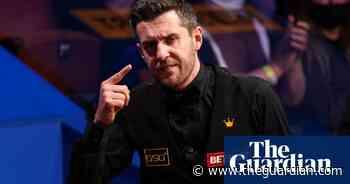 Mark Selby beats Shaun Murphy to win fourth World Snooker Championship