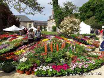 Salon de la fleur à COMPIEGNE - 08/05 au 09/05/2021 - Au Jardin
