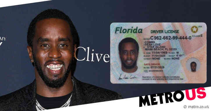 P Diddy legally changes his middle name to 'Love' which means Sean John is no more: 'It's official!!!'