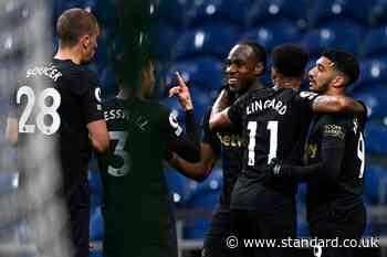 Burnley 1-2 West Ham: Michail Antonio double keeps Hammers' top-four hopes alive