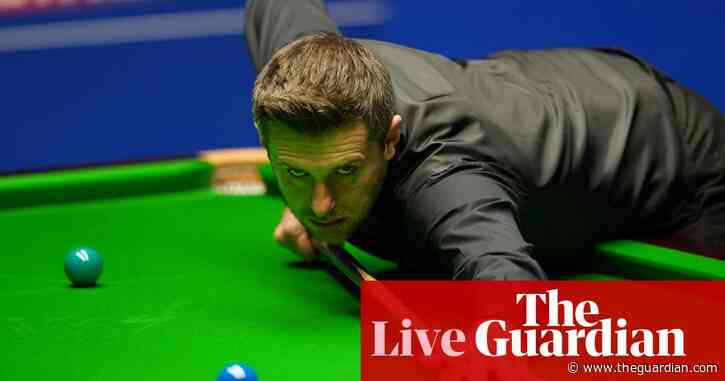 Mark Selby beats Shaun Murphy in World Snooker Championship final – as it happened!