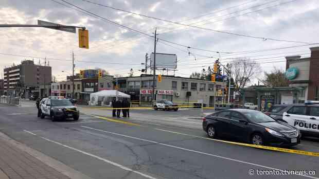 28-year-old man injured after morning shooting in Etobicoke - CTV Toronto