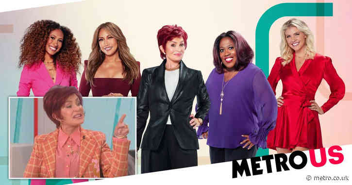 The Talk needs to be 'strategic' and bring in 'the right host' to combat ratings slump following Sharon Osbourne exit, expert says