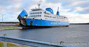 MV Apollo to be used on Baie Comeau — Matane ferry run for now | The Telegram - The Telegram