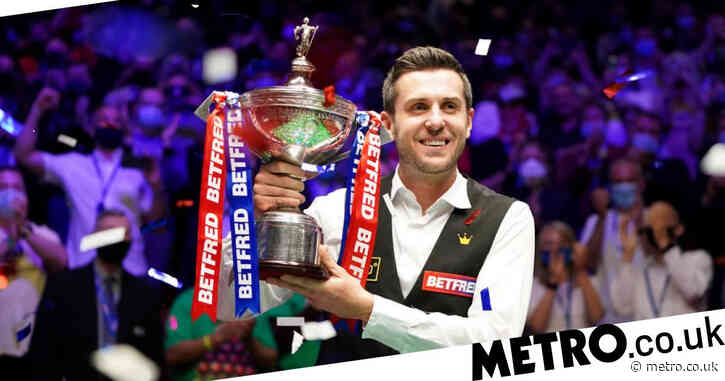 Mark Selby leaves 'dark days' behind with fourth World Snooker Championship title