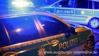 Nach Streit: Junge Frau sticht Lastwagenfahrer Messer in den Hals - Augsburger Allgemeine