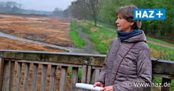 Flussrenaturierung: Die Wietze erhält in Hannover wieder Schwung - Hannoversche Allgemeine