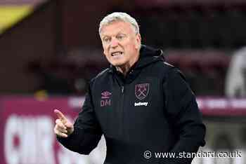West Ham must win all four games to beat Chelsea FC to fourth spot, says David Moyes
